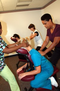 Massage therapy not only feels great, it can be a rewarding career.